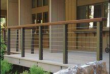 Miki railing Ideas