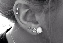 I want Piercings <3