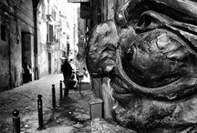 Campania: Napoli - Costiera - Isole and other stuff / La dolcezza del clima, la bellezza delle coste, la ricchezza dell'arte e della storia, l'amore per la cucina rendono la Campania una terra tutta da vivere. Un viaggio che inizia dal mare, re incontrastato, con il suoi colori intensi, le coste ricche di baie, insenature e pareti rocciose, le isole del Golfo di Napoli Capri, Ischia e Procida, veri capolavori della natura.  Musica, mare, divertimento e natura, ma anche storia e cultura.