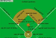 Beisbol / by Vivi Aguirre