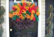 Door Decor / by Amy Giddens