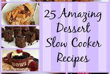Dessert Recipes / by Györgyi Andrea Kovacs