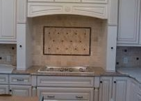 Our Work / Work that we have installed including tile, glass, hardwood, laminate, carpet and other flooring.