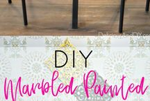 Amazing DIY Furniture Makeover Transformations / This is a collection of DIY Furniture Projects done on a budget and you need the see the AFTER since they look stunning!
