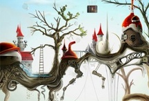 Tree Houses / by Ann Deese