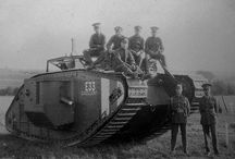 British WW1 tanks / Reference pictures of ANY type of WW1 British tank. Please check photo description to confirm make/ model.