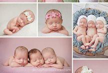 triplets - trojcata / newborn photography
