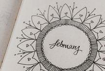 Journal/Notebook Ideas