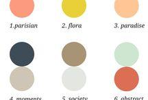 Сочитаемые цвета