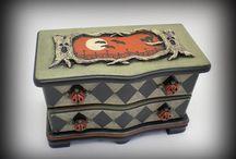 My Creepy Creations - Halloween / OOAK Creepy Creations by Jamie Moore
