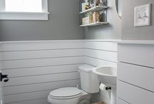 Shiplap Bathroom Ideas