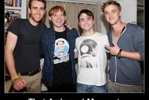 Harry Potter...yes, I know I'm a dork
