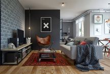 Livingroom / Salon