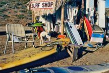Sweet surf life www.frankieferrow.com / Surf