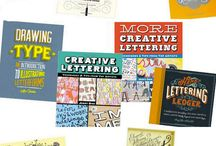 Hand Lettering Inspiration / All things hand lettering... Tools, tricks, layouts, etc.
