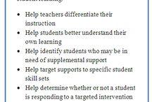 Teaching assessments