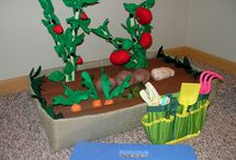 Preschool - farm unit / by Megan Kmetz