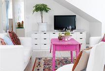 Living room / by Megan Hjorth