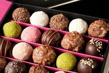 Luxury handmade chocolates