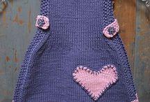 Fiyonka #Örgü Elbise