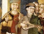 Medieval music... / being instruments and music played in The Gisborne Saga...