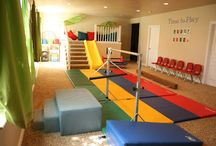 Gymnastic Room Ideas
