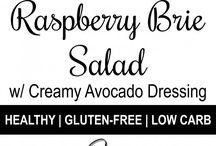 Summer Salads ☀️