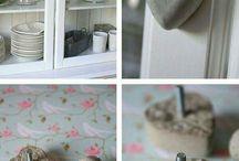 Rustic craft kitchen