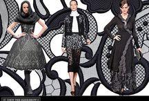 Koronkowa moda
