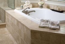 bathroom ideas / by Toni Harris