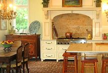 Kitchens of My Dreams / The heart of the home and the hub of hospitality.