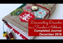 Traveler's Notebook - journaling
