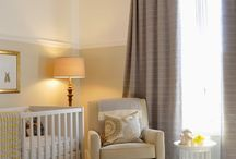 Nursery and child's bedroom ideas