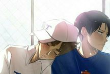 Shingeki No Kyojin / Includes yaoi too