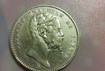 Monete coins collection / Collezione privata di moneta