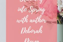 Spring / Kids books and crafts about spring
