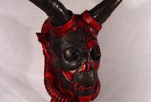 Bob Basset / Steampunk Sculpture and Costume Artist