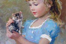 kitty @ me