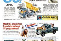 Gorgi Toys / Toycar