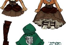 Ubrania postaci