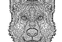 Mandala dyr