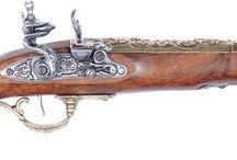 flintlock pistolref
