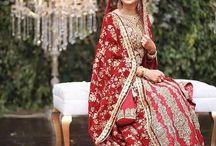Red Bridal