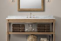 Lake House - Off Kitchen Bath