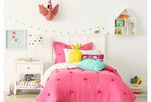 Big Girl Room Ideas and Inspiration