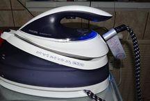 BOTEZ NICOLETA / Testare statia de calcat Philips GC7635 Intrucat am primit spre testare statia de calcat Philips Perfect Pure am comparat-o cu fierul meu de calcat pe care il aveam acasa – au rezultat urmatoarele: