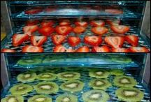 dehydrated fruits and veggies
