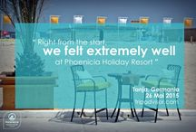 Good thoughts about Phoenicia Holiday Resorts / Your happiness is our reward. Thank you for choosing us!