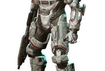 Heliosphere 2265 - Skinsuits / Sci-Fi-Anzüge, wie sie auch Marines und Außenteams bei Heliosphere 2265 tragen