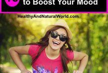 Mood Boosters & Stress Eliminators